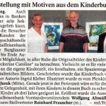 Schneckerine Ausstellung
