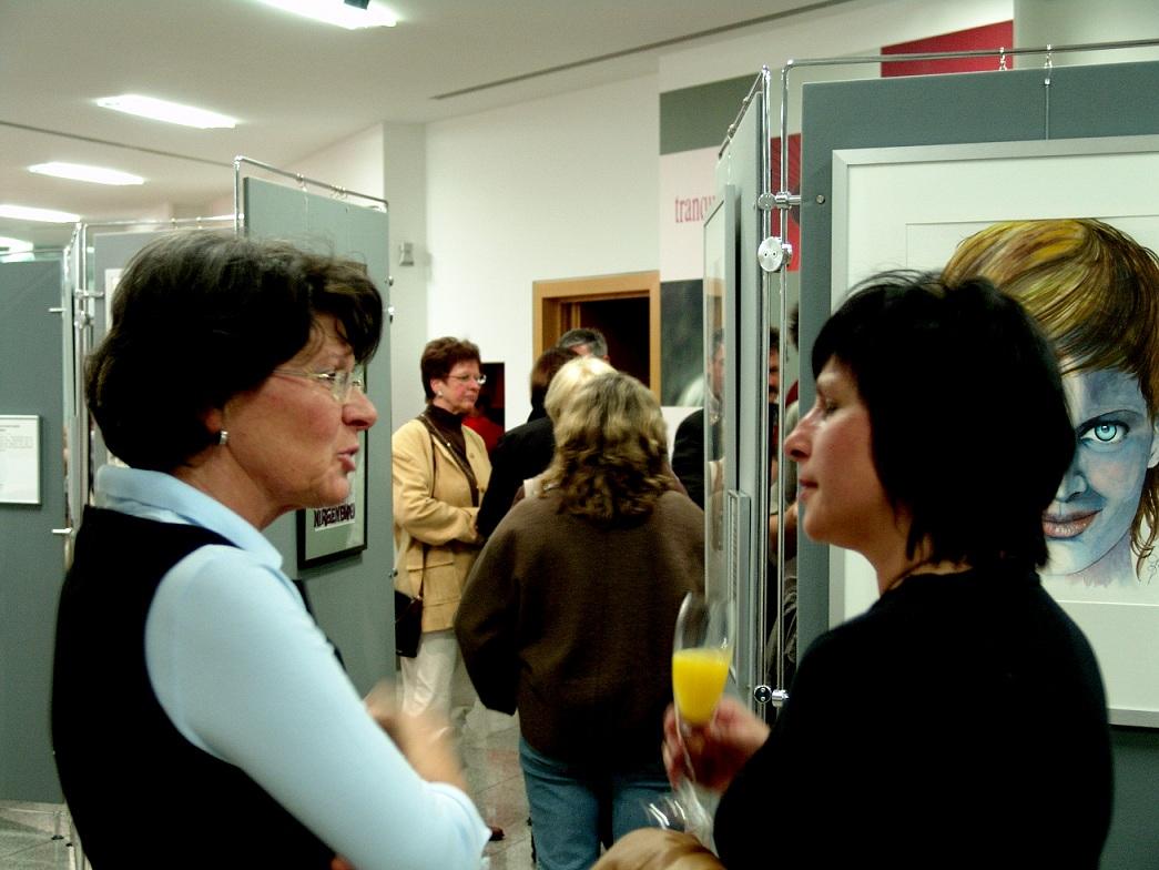 Ausstellung und Lesung Kumbamagus, April 2009