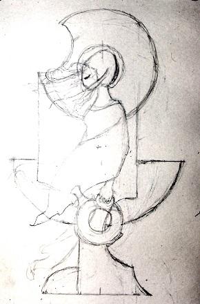 Schritt 1: Skizze